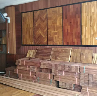 Jual lantai kayu di balikpapan