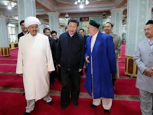 Pemerintah Cina Mau Susun Ulang Kitab Suci Agar Sejalan Komunisme