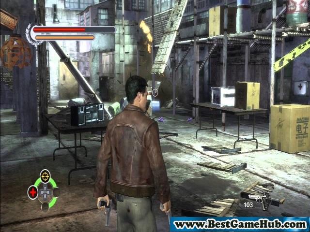 Stranglehold Torrent Games Free Download