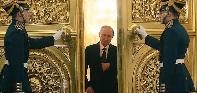 Такой неожиданный Путин