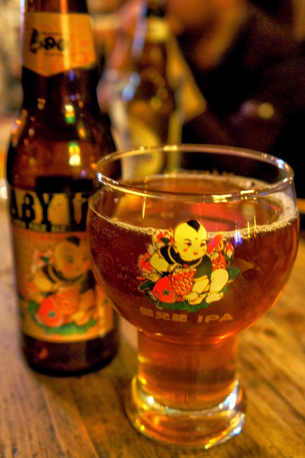 Baby IPA by Master Gao 31 Bar Beijing China