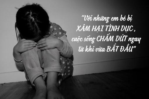 Xâm hại ở trẻ em, một thực tại đau đớn và uất hẹn