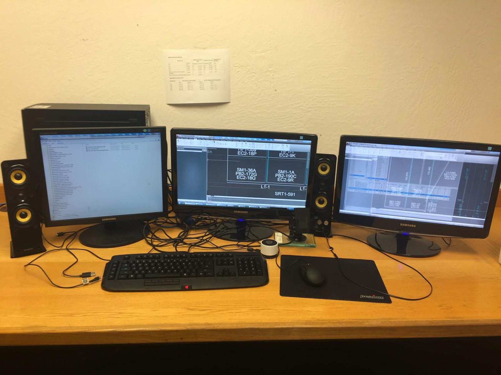 Single Ultra-wide Screen Vs. Two Separate Widescreens