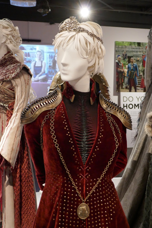 Cersei Lannister costume Game of Thrones final season