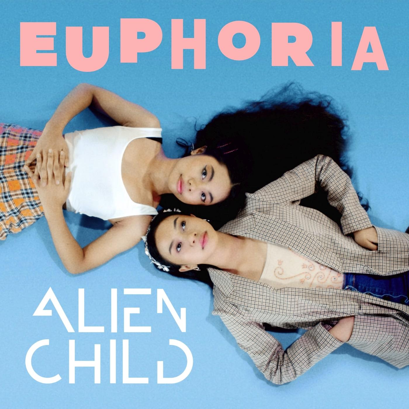 """Alien Child membawa lagu """"Side Effects"""" ke luar bali dengan self produced EP: Euphoria"""
