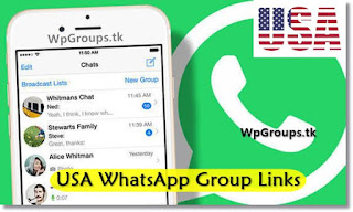 Best USA WhatsApp Group Invite links 2019 (Only Adult)