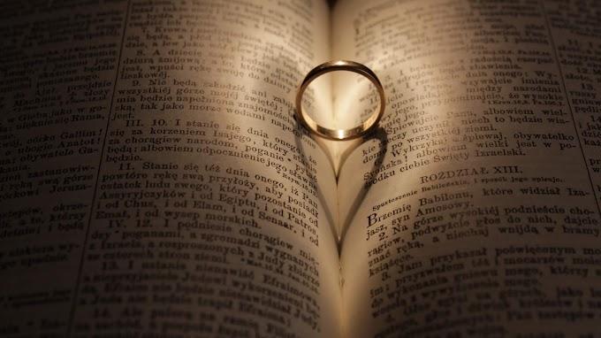 Amor, Anel, Casamento, Livro, Coração