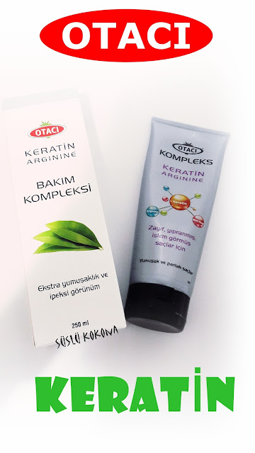 otacı keratin hair care