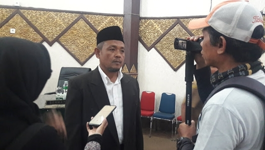 Soal Surat DPP Gerindra, DPRD Padang: Mekanisme Sudah Dilalui