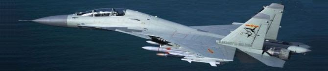 It's Time to Talk About J-15, China's First Carrier borne Fighter