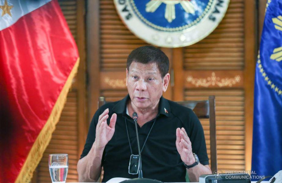 Duterte to announce tonight fresh quarantine status for September 1-15
