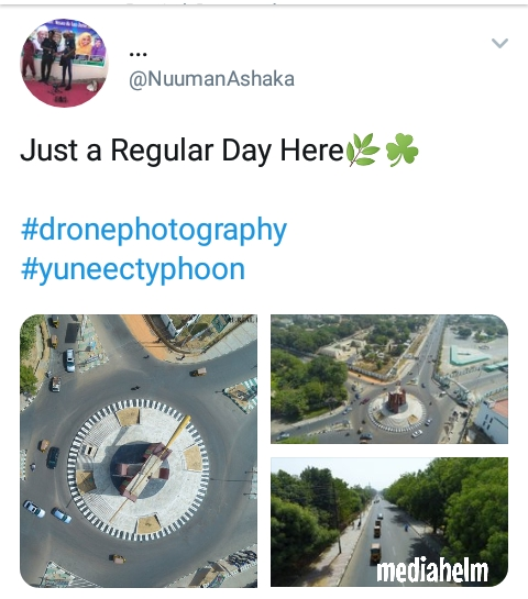 Absolutely Beautiful! Drone aerial view photos of Kano State