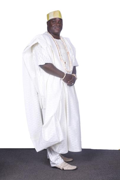 Alhaji Jamiu Akande Omoniyi