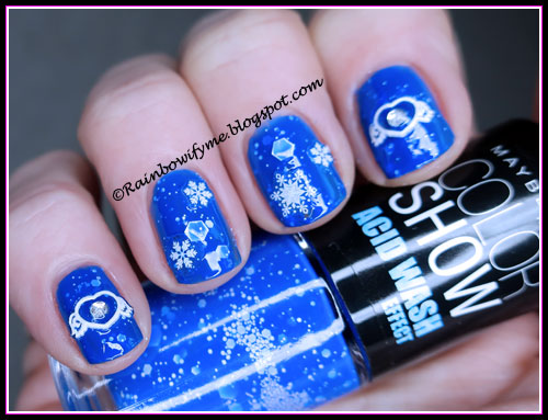 Maybelline ~ Bleached Blue