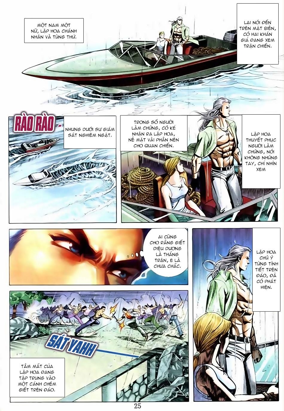 Người Trong Giang Hồ Chap 635 - Truyen.Chap.VN