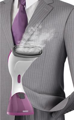 Usha Techne Direct 1000-Watt Garment Steamer For the Steam Treatment of Your Cloths