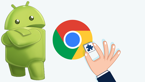 Here's the easiest way to run chrome extensions on Android-Professional phones: annotations of written and video-recorded software