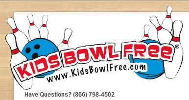 Image: Free Bowling For Kids Everyday!