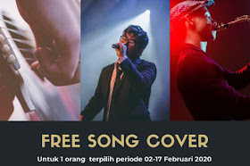 Free Song Cover dari Fisella Music Production