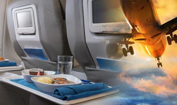 أفضل أطعمة مريحة على الطائرة