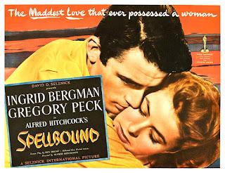 Spellbound - Alfred Hitchcock's Five Movie Original Scores