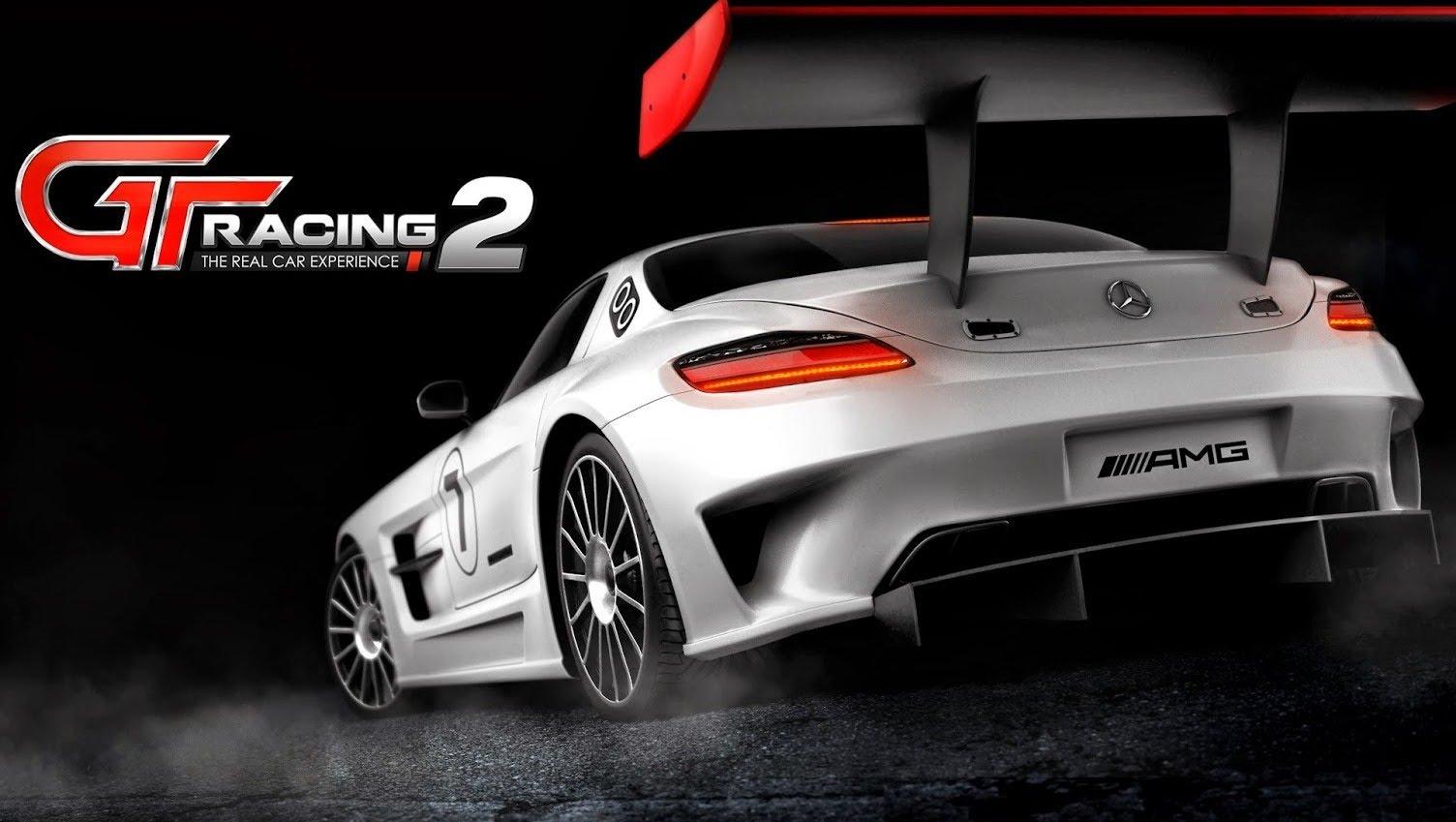 تحميل لعبة Gt Racing 2 V156a مهكرة للاندرويد آخر اصدار