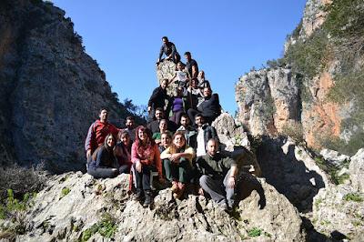 ΝΕΑ ΑΚΡΟΠΟΛΗ - Ηράκλειο: Εκδρομή στο φαράγγι της Πατσού