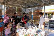 Bagikan Mainan Sambil Sosialisasi, Cara MTB, Pemuda NW dan Mi6 Peduli Anak di Masa Pandemi
