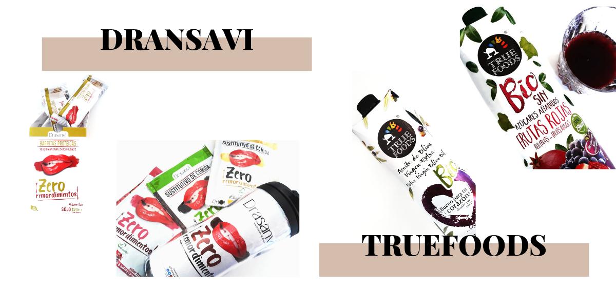 DRASANVI& TRUEFOODS