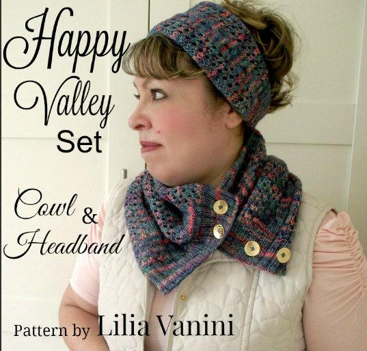 Liliacraftparty Happy Valley Set Knitting Pattern