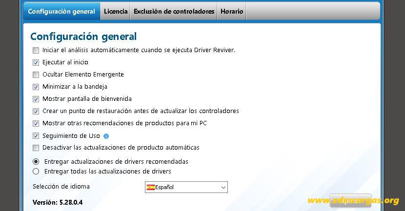 ReviverSoft Driver Reviver Full Español