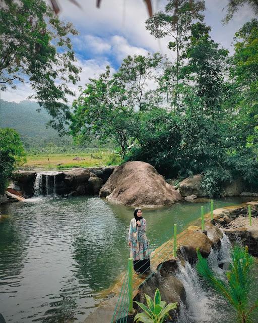 Lokasi Leuwi Pangaduan Sentul