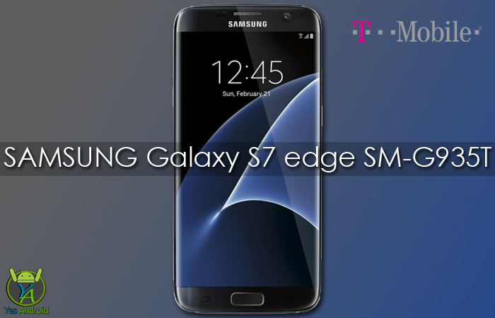G935TUVS4BQC1 | Galaxy S7 edge (T-Mobile) SM-G935T