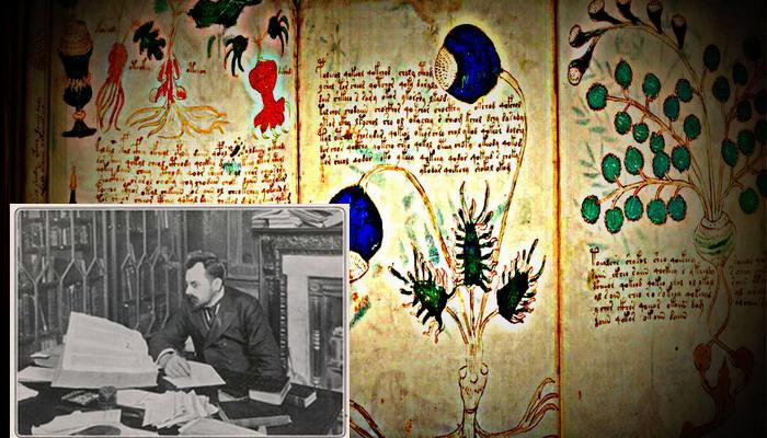 Revelan al posible creador del misterioso códice Voynich