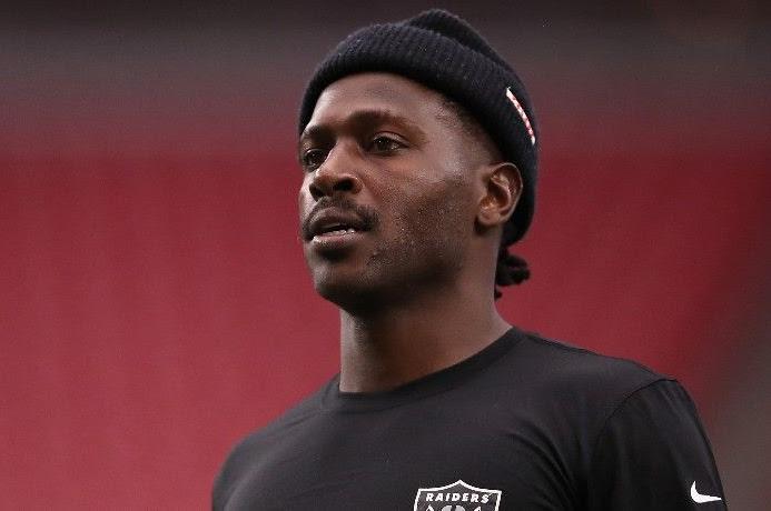 The Oakland Raider To Suspend Antonio Brown