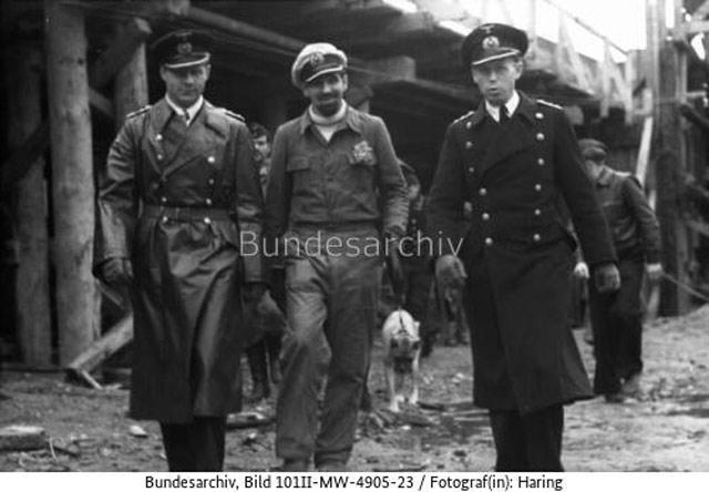 Lt. Upholff of U-84, 14 May 1942 worldwartwo.filminspector.com
