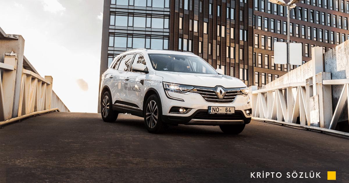 Otomobil Devi Renault'dan Blockchain Hamlesi