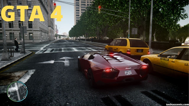 GTA 4 Download Highly Compressed