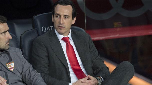 Unai Emery lamentó la nueva derrota encajada por el Sevilla