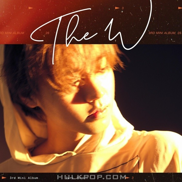 PARK JIHOON – The W – EP