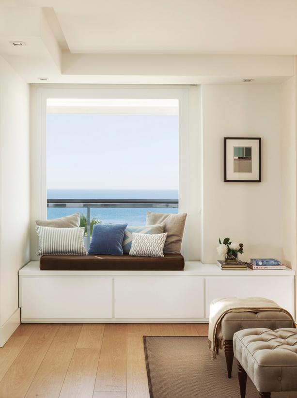 Un armario a medida bajo la ventana de tu hogar