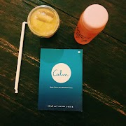 (Review Buku ) Calm; Rileks, Fokus dan Ubahlah Duniamu
