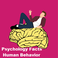 psychology facts human behavior