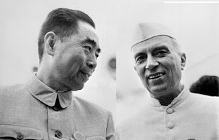 जवाहरलाल नेहरू जाने भारत और चीन के मध्य हुआ पंचशील समझौता।