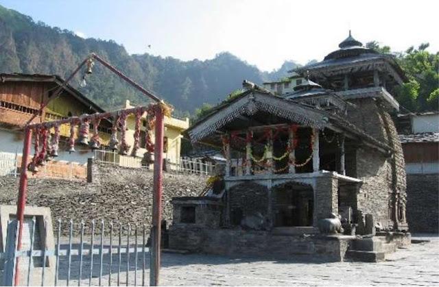 Lakha Mandal Temple Dehradun