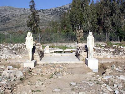 Ξεκινούν οι ανασκαφές στο Ιερό των Αιγυπτίων Θεών