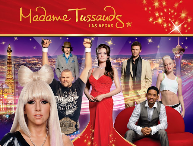 Madame Tussauds Las Vegas Museu Cera