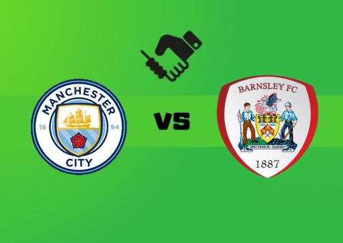 Manchester City vs Barnsley  Resumen y Partido Completo