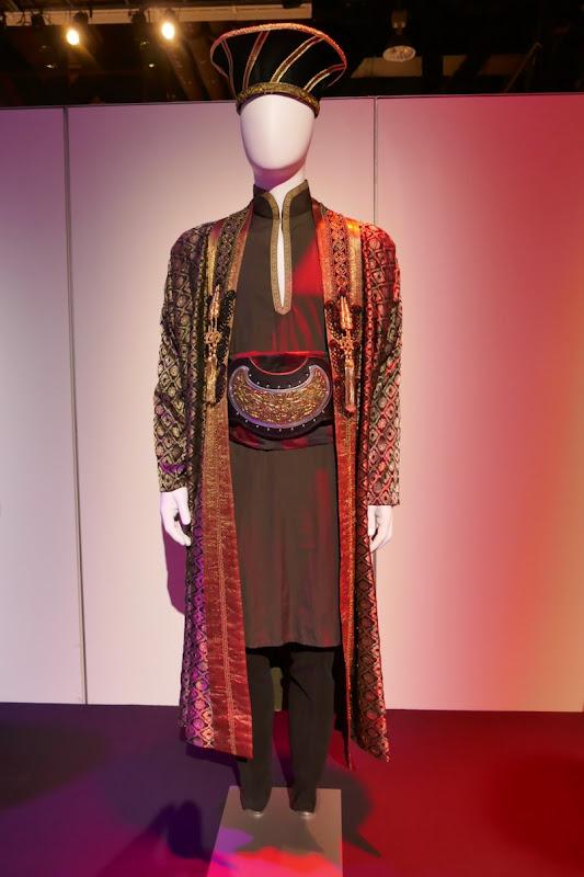 Ben Kingsley Prince of Persia Sands of Time Nizam costume