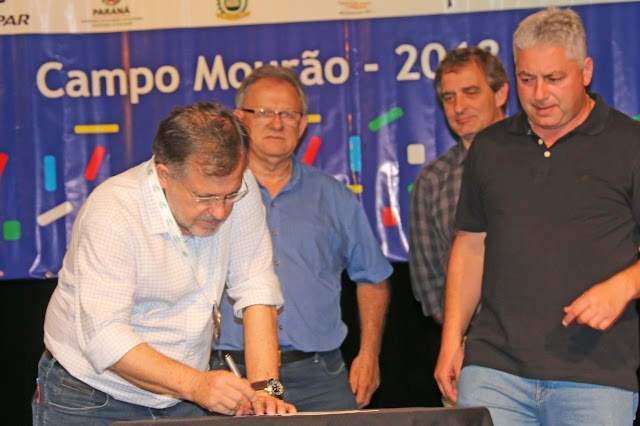 65º Jogos Escolares do Paraná lançado oficialmente em Campo Mourão